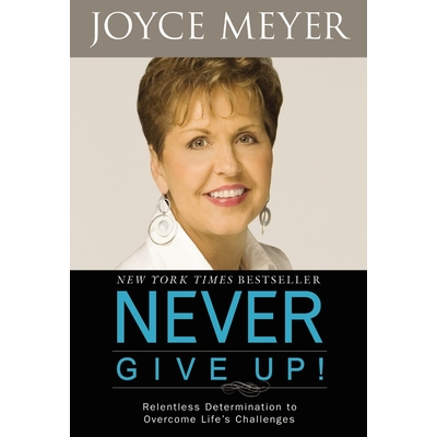 Never Give Up! cover image