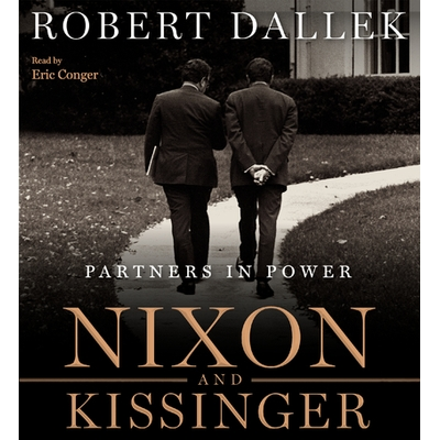 Nixon and Kissinger cover image