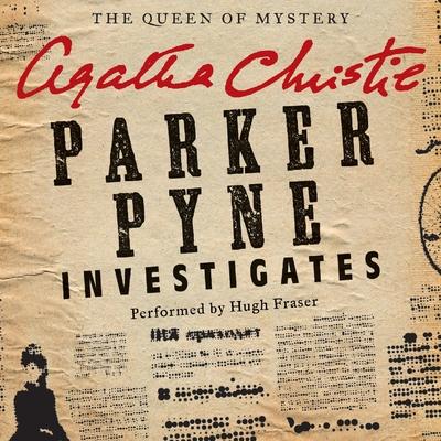Parker Pyne Investigates cover image