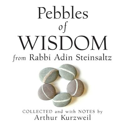 Pebbles of Wisdom from Rabbi Adin Steinsaltz