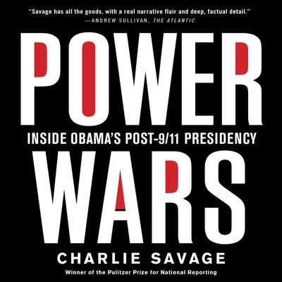 Power Wars cover image