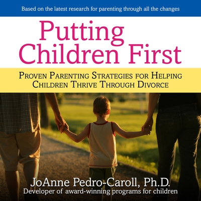 Putting Children First cover image