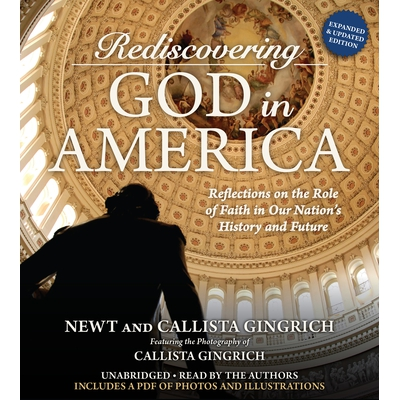 Rediscovering God in America cover image