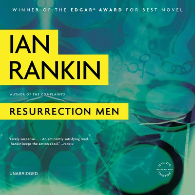 Resurrection Men cover image