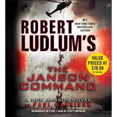 Robert Ludlum's (TM) The Janson Command cover image