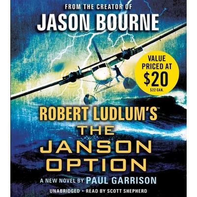 Robert Ludlum's (TM) The Janson Option cover image