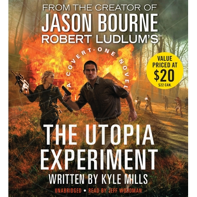 Robert Ludlum's (TM) The Utopia Experiment cover image