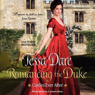 Romancing the Duke cover image