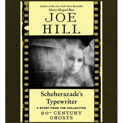 Scheherazade's Typewriter cover image
