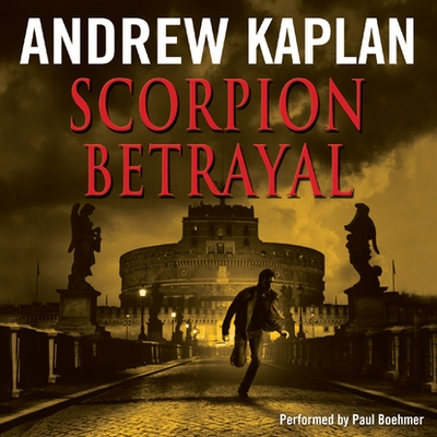 Scorpion Betrayal cover image