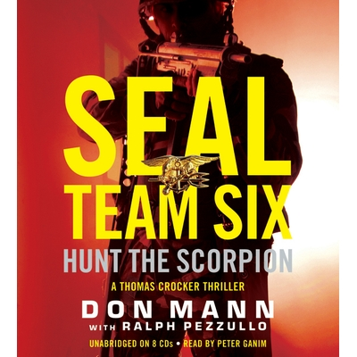 SEAL Team Six: Hunt the Scorpion cover image
