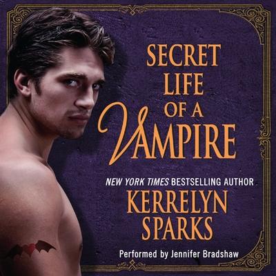 Secret Life of a Vampire cover image
