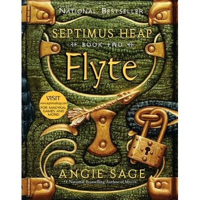 Septimus Heap, Book Two: Flyte cover image