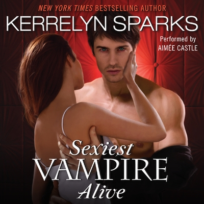 Sexiest Vampire Alive cover image