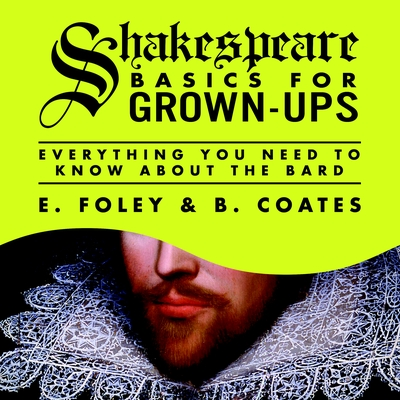Shakespeare Basics for Grown-Ups cover image