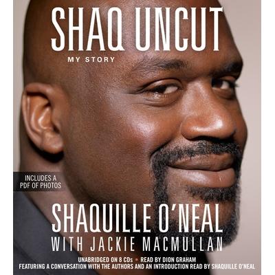 Shaq Uncut cover image