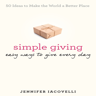 Simple Giving cover image