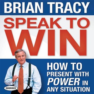 Speak To Win cover image