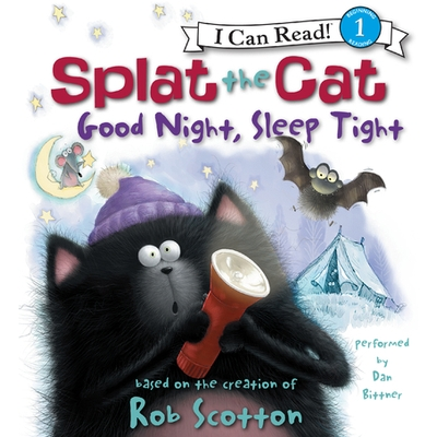 Splat the Cat: Good Night, Sleep Tight cover image