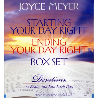 Starting Your Day Right/Ending Your Day Right Box Set cover image