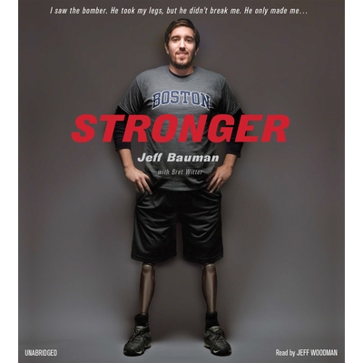 Stronger cover image