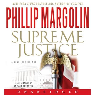 Supreme Justice cover image