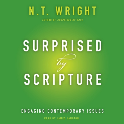 Surprised by Scripture cover image