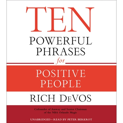 Ten Powerful Phrases for Positive People cover image