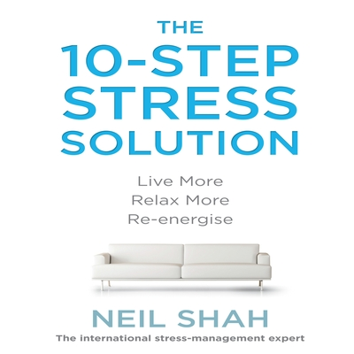 The 10-Step Stress Solution cover image