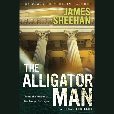 The Alligator Man cover image