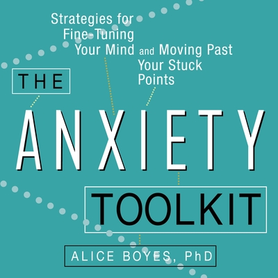 The Anxiety Toolkit cover image