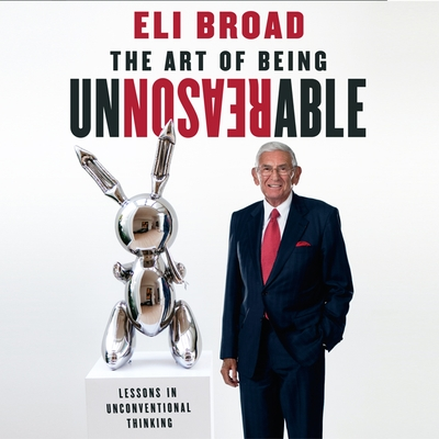 The Art of Being Unreasonable cover image