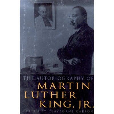The Autobiography of Martin Luther King, Jr. cover image