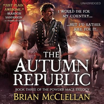 The Autumn Republic cover image