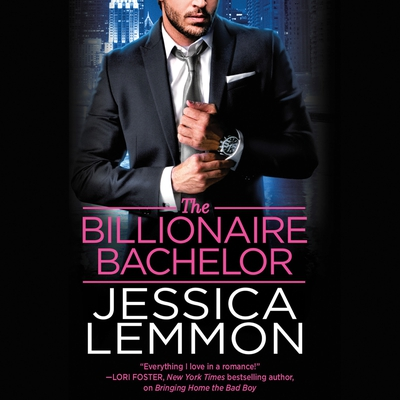 The Billionaire Bachelor cover image