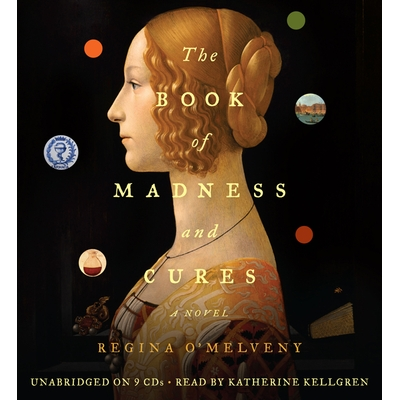 The Book of Madness and Cures cover image