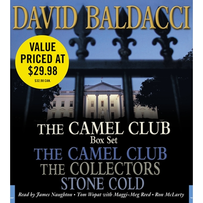The Camel Club Audio Box Set cover image