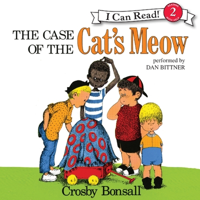 The Case of the Cat's Meow cover image