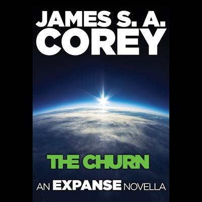 The Churn: An Expanse Novella cover image