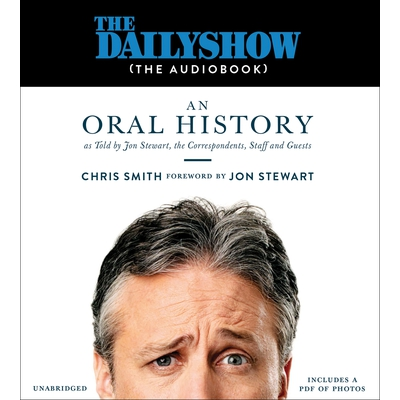 The Daily Show (The AudioBook) cover image