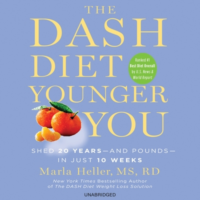 The DASH Diet Younger You cover image