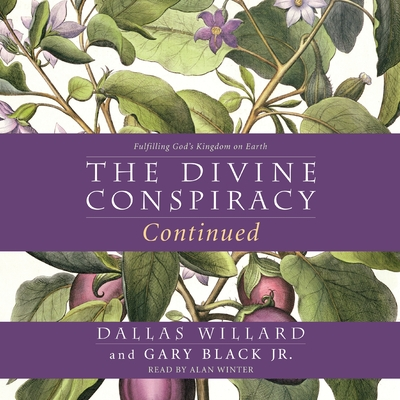 The Divine Conspiracy Continued cover image