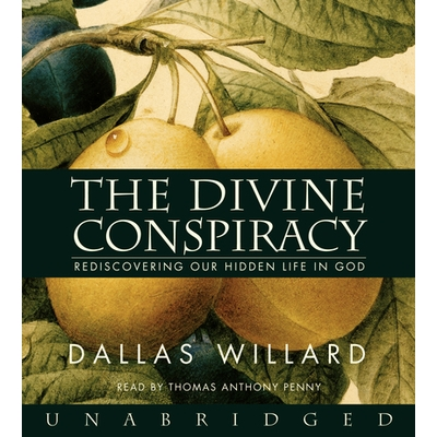 The Divine Conspiracy cover image