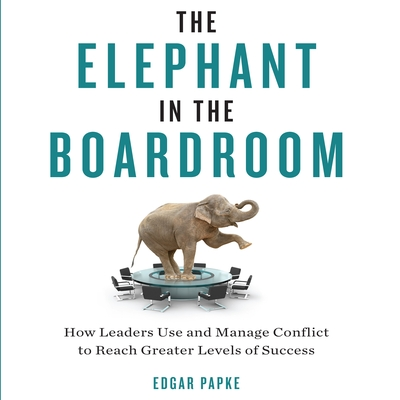 The Elephant in the Boardroom cover image
