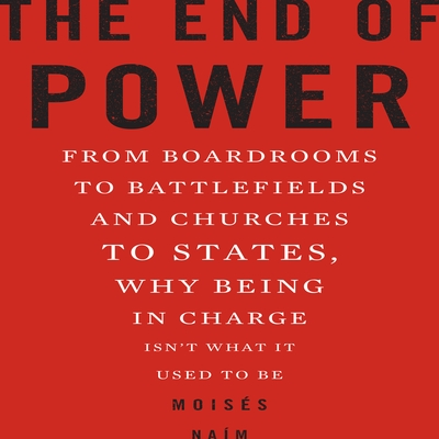 The End of Power cover image