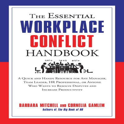 The Essential Workplace Conflict Handbook cover image