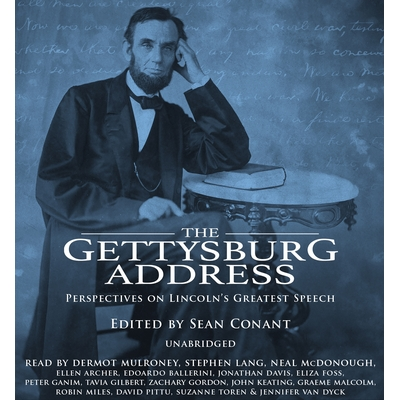 The Gettysburg Address cover image