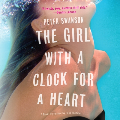 The Girl with a Clock for a Heart cover image