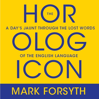 The Horologicon cover image