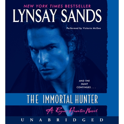 The Immortal Hunter cover image